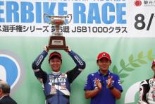 全日本ロードレース選手権 JSB1000 Rd.06 8月20日 もてぎ