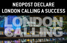 Neopost declare London Calling a success