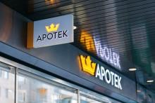 Kronans Apotek öppnar på Kungsgatan i Alingsås