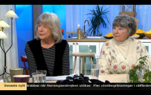 Kerstin i TV4 Nyhetsmorgon – igen!