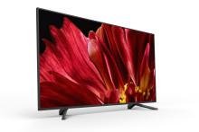 Sonyn MASTER-sarjan AF9 OLED- ja ZF9 LCD 4K HDR -televisioiden hinnat ja saatavuus julki