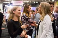 Många ville upptäcka nya viner på Göteborg Vin & Deli!