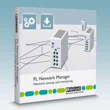 Central nätverksmjukvaran för industriella nätverk