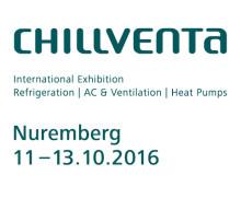 ebm-papst presenterar energieffektiva fläktar och motorer på Chillventa