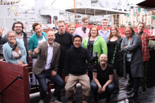 Havskampen Kalmar: Välgörenhet med målet att utrota utanförskap, till förmån för Ung Cancer