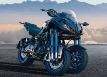 """新型Leaning Multi Wheel 「NIKEN」を発売 """"リラックス&エキサイトメント""""を提唱する前2輪のモーターサイクル"""