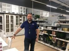 Tampereen alueen suurin JYSK-myymälä Pirkkalassa