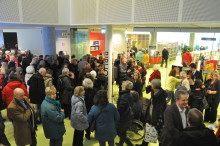 Väsbys tre nya bibliotek invigda