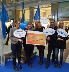 FN inviger Barista Lilla Fiskargatan i Lund - Tisdag 20/8 kl 10.00