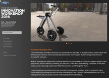 Ford innovation Workshop 2016 - online press kit