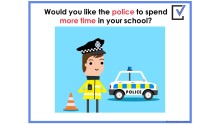 Police Youth Engagement Team work with partners to deliver schools initiative