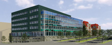 Nya energieffektiva utbildningslokaler vid universitetssjukhuset i Linköping
