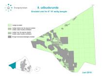 Energistyrelsen åbner 8. udbudsrunde i Nordsøen