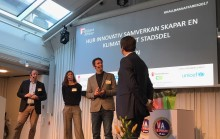 Innovativ samverkan skapar en klimatsmart stadsdel