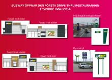 Subway väljer Systemtext för skylt- och dekorlösningar
