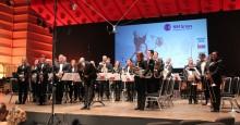 Korpsdeltakelse nummer 2000 i NM brass