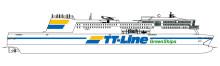 Investeringar i hamnutbyggnad bär frukt med TT-Line