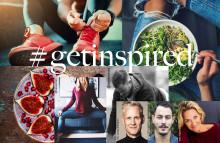 Bonnier Magazines & Brands storsatsar på event – lanserar nya konceptet #getinspired!