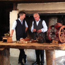 Friele og TV2 lager Farmen-kaffe