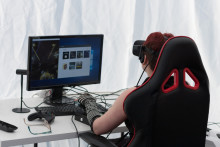 Salg av gamingstoler til himmels