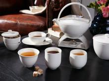 Tea Passion: minimalistisches Design für großen Genuss