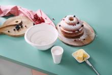 Idéale pour gâteaux et autres délices - Clever Baking : Pour faire de délicieuses pâtisseries et bien plus