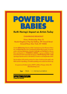 Powerful Babies - Keith Haring's Impact on Artists Today