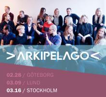Liljewall arkitekter på Arkipelago Stockholm (KTH)