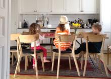 Opeta lapsi käyttämään kodinkoneita turvallisesti