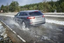 Ny crowdsourcing-teknologi från Ford hjälper bilförare upptäcka potthål