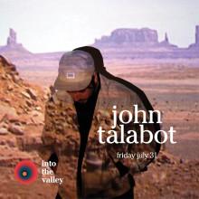 Spanska DJ:n och producenten John Talabot gästar Into the Valley i Dalhalla 2015
