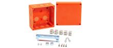 Installera trygghet med brandsäkra kopplingsdosor från Malux