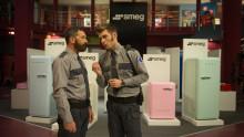 Smeg medverkar i ny film med Antonio Banderas  och Ben Kingsley