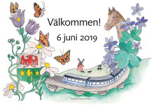 Medborgarskapsceremoni i Vallentuna den 6 juni