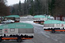 Sigma startar revolutionerande food truck verksamhet