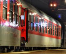 Snälltåget köper vagnar för nattåg till Europa