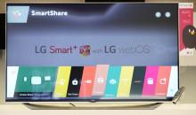 NYT LG SMART-TV MED OPDATERET WEBOS AFSLØRES PÅ CES 2015