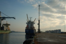 Helsingborgs Hamn gör resultat på 61 mnkr