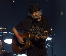NYT STUDIEALBUM FRA NEIL YOUNG