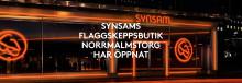 Europas största glasögonbutik invigs på Norrmalmstorg