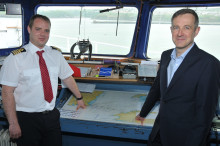 Shorter. faster. better sailing times with Stena Line