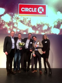Merkestyrkeprisen 2017 til Circle K