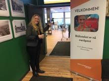 Deichmanske lanserer meråpent bibliotek på Bjerke