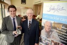 Phoenix Taxis raises cash for Sir Bobby Robson Foundation