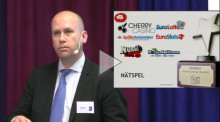 Presentation av Cherrys CEO, Fredrik Burvall, på Stora Aktiedagen i Stockholm