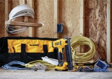 DEWALT® Debuts 20V MAX* Cordless Cable Stapler