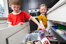 Blir mer grønne av avfallssortering