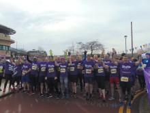 ​Teesside runners raise over £20,000 for the Stroke Association
