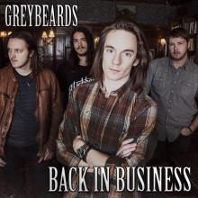 GREYBEARDS singelsläpp på 1 års dagen av debut albumet