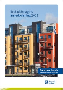 Bostadsbolaget i Göteborg presenterar tredje hållbarhetsredovisningen